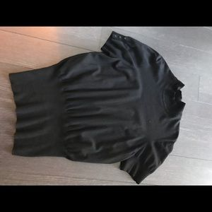 Ladies black top possibly XL or 1X size removed